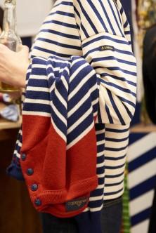 pull marin et marinière Le Minor à la boutique le Minor de Paris